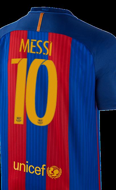Messi 10 Barca