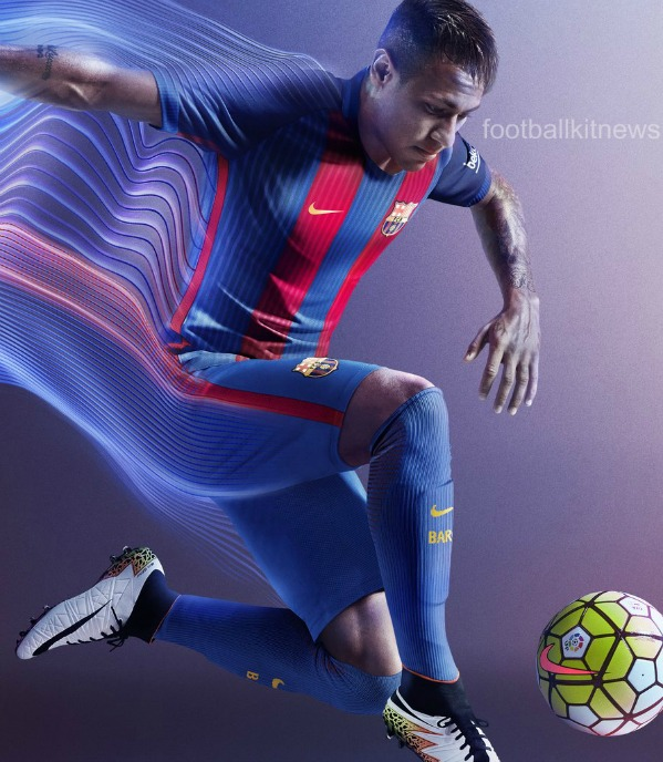 New Barcelona Strip 2016 17