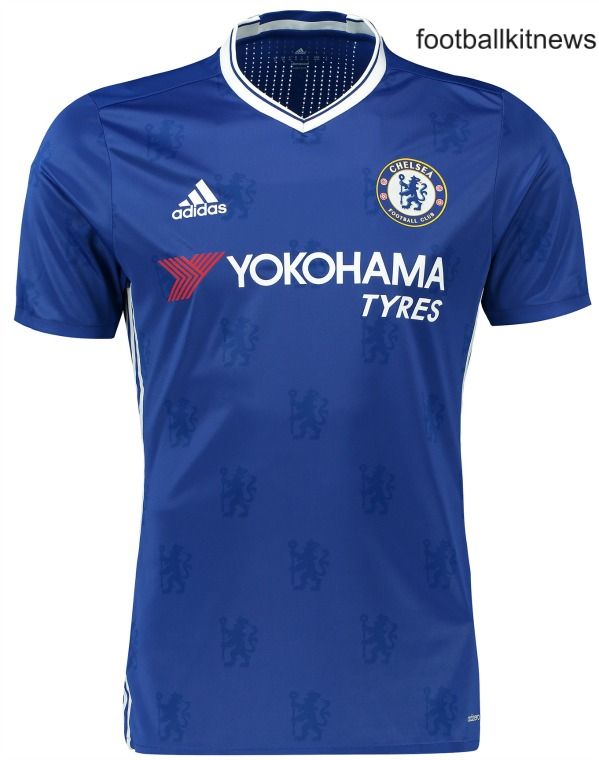 New Chelsea Home Kit 2016 17