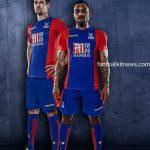 New Crystal Palace Kit 2016/17- Macron CPFC Home & Away Shirts 16/17