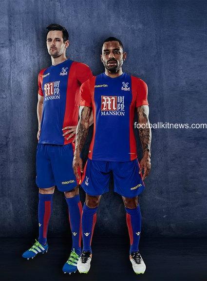 New Crystal Palace Kit 16 17