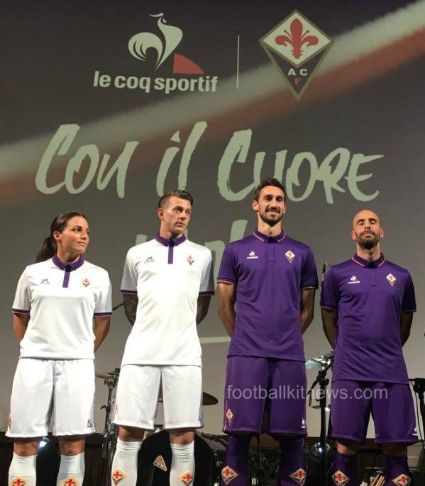 New Fiorentina Jersey 2016 2017