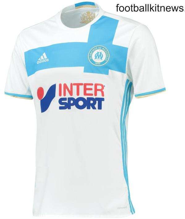New Marseille Kit 2016 17