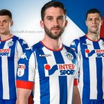 New Wigan Athletic Shirt 2016-17 | WAFC Kappa Home Kit 16-17