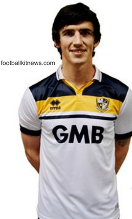 Port Vale Home Shirt 2016 2017