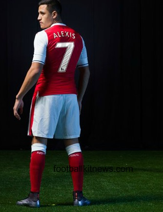 Sanchez Shirt Back