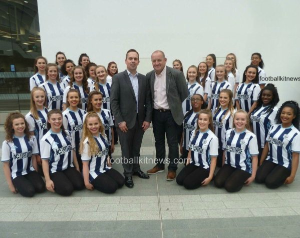 WBA Flash Mob Shirt Reveal