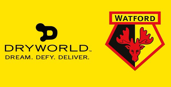 New Watford Dryworld Kit Deal- Hornets to leave Puma