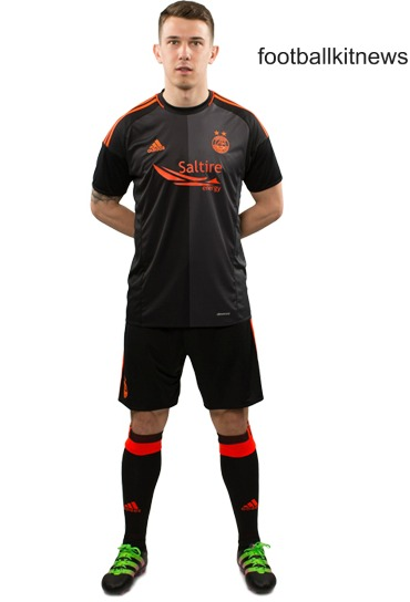 Aberdeen Away Kit 16 17