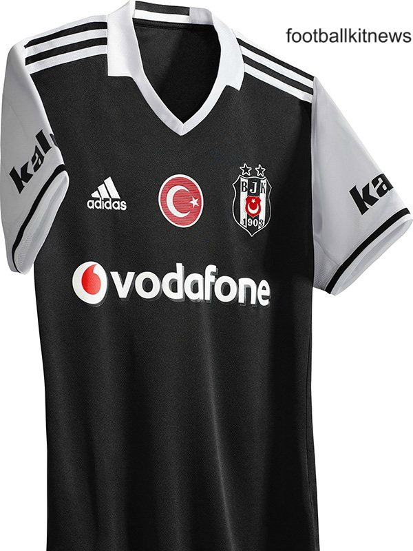 Besiktas Away Jersey 2016 2017