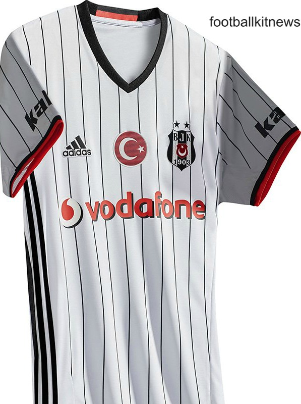 Besiktas Home Shirt 2016 17
