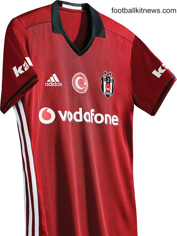 Besiktas Third Kit 16 17