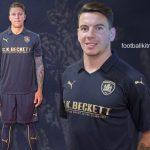 Barnsley FC New Away Kit 2016/2017 by Puma