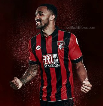 Bournemouth Home Kit 16 17