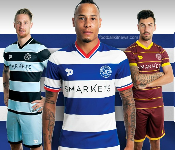 Dryworld QPR Jersey 2016 17