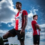 New Exeter City Kits 2016/17 | Joma ECFC Shirts 16-17 League Two