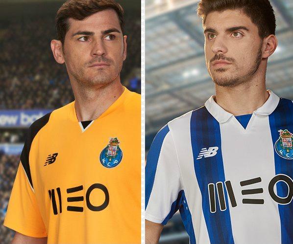 FC Porto Home Jersey 2016 2017