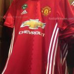 Leaked Manchester United Home Kit 2016-17