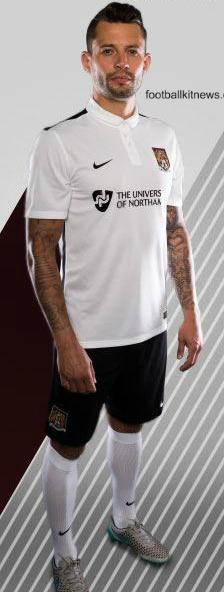NTFC Away Kit 2016 17