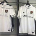 New Northampton Town Away Kit 16-17 | NTFC Alternate Shirt 2016-17 Nike