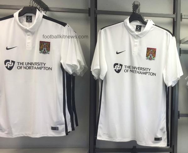 NTFC Away Shirt 2016 2017
