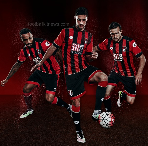 New Bournemouth Shirt 2016 17