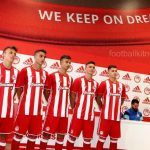 New Olympiacos Kit 2016-17 | Adidas OSFP Home Jersey 16-17