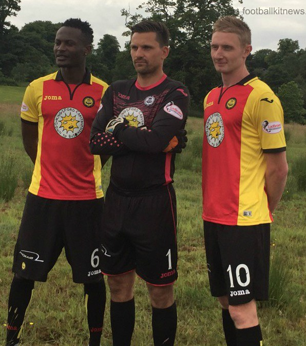 New Partick Thistle Strip 2016 17