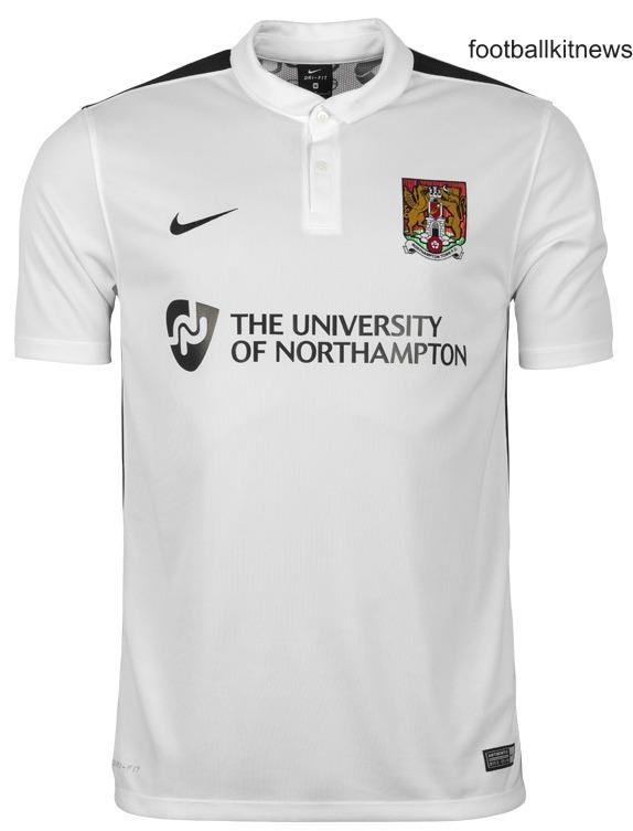 Northampton Town Away Kit 2016 17