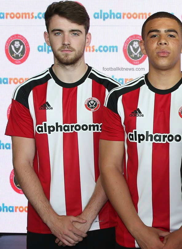 SUFC Home Kit 2016 17