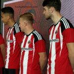 New Sheffield United Home Kit 16-17- Adidas SUFC Home Shirt 2016-2017