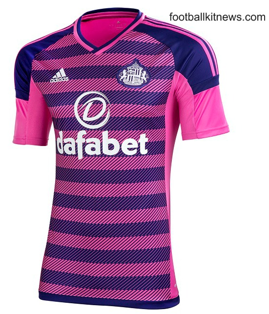 Sunderland Third Top 16 17