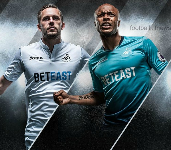 Swansea City Joma Kit 2016 17
