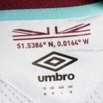 New West Ham Away Kit 2016-2017 by Umbro
