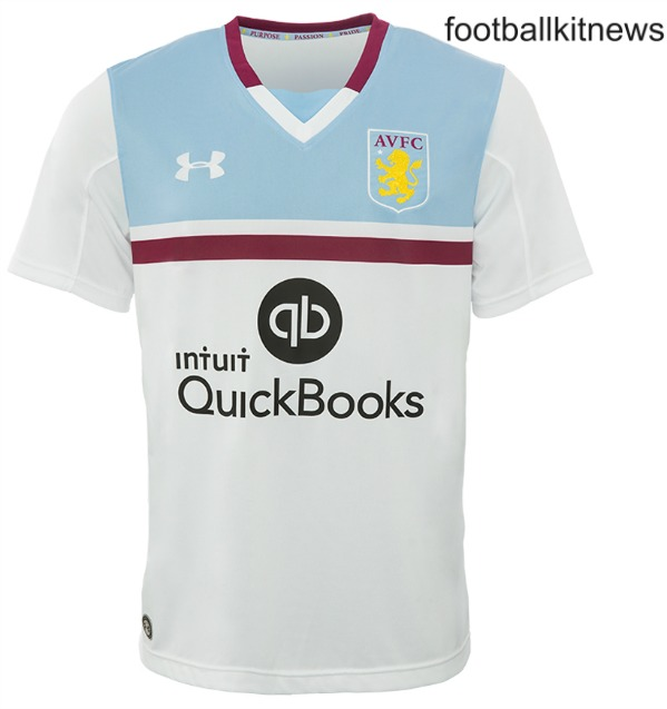 Aston Villa Away Jersey 2016 2017