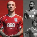 New Birmingham City Away Jersey 16/17 | Red BCFC Alternate Kit 2016-17