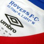 New Blackburn Umbro Kit 2016-17   Rovers Home Shirt 16-17