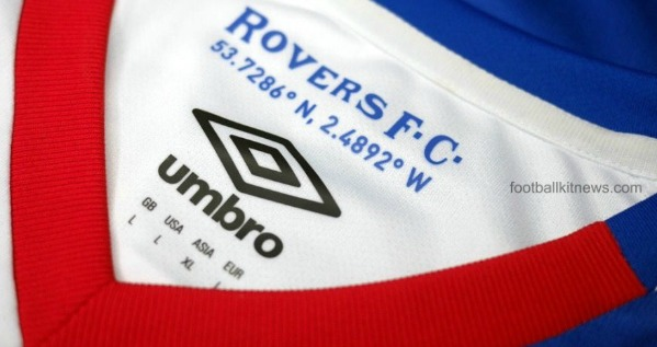 Blackburn Home Shirt Co-ordinates