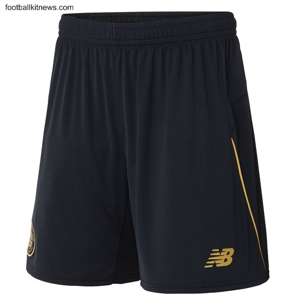 Celtic Away Shorts 16 17