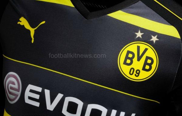 Dortmund Away Jersey 2016 2017