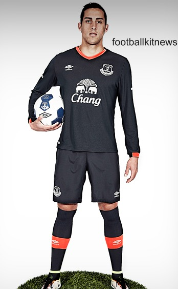 Everton Away Jersey 2016 2017