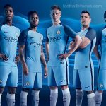 New Manchester City Kit 2016/17 | MCFC Nike Home Shirt 16-17