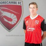 New Morecambe Kits 2016/17 | Morecambe FC Carbrini Shirts 16-17