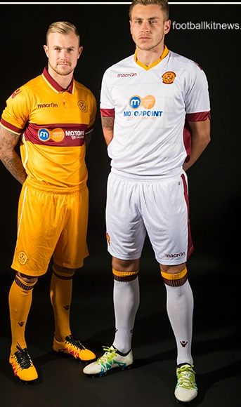 New Motherwell Kit 16 17