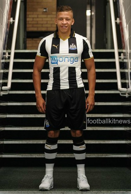 New NUFC Strip 2016 17