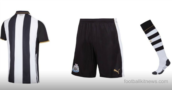 Newcastle United Home Top 2016 2017