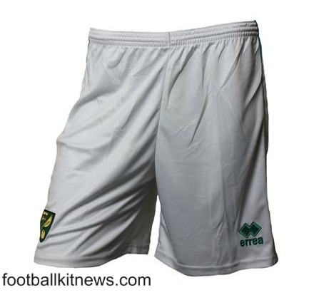 Norwich City Third Shorts 16 17