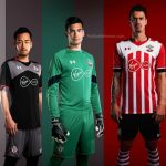 New Southampton Under Armour Kits 2016/17 | Saints FC Home & Away Shirts 16/17