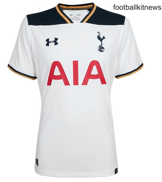Spurs Home Jersey 16 17