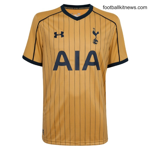Spurs Third Strip 2016 2017